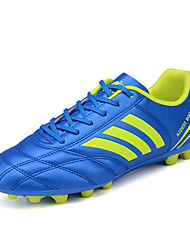 cheap -Men's Shoes PU Spring / Fall Comfort Athletic Shoes Soccer Shoes Black / Green / Blue
