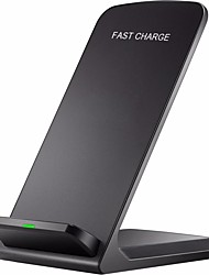 cheap -Wireless Charger Phone USB Charger Universal Wireless Charger Fast Charge Includes Stand 1 USB Port 1A DC 5V