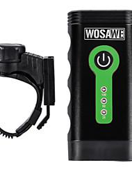 baratos -Rotação 360° - Ciclismo Portátil Ajustável Impermeável Bateria de Lítio 2400 Lumens Ciclismo - WOSAWE