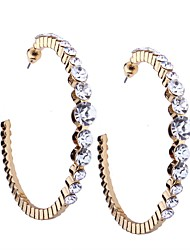 cheap -Women's Hoop Earrings - Bee Gold / Silver / Black / Silver For Party / Evening / Going out