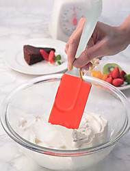 Недорогие -Силиконовая лопаточка для выпечки скребок масло миксер приготовления торта кухонная утварь
