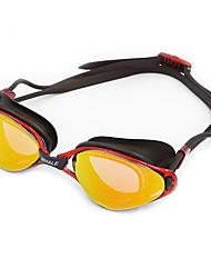 abordables -Lunettes de natation Antibrouillard Antiusure Taille ajustable Anti UV Résistant aux rayures Incassable Sangle antidérapant Etanche Plaqué