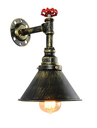 cheap -OYLYW Mini Style Rustic / Lodge / Retro / Vintage / Country Wall Lamps & Sconces Living Room / Kitchen / Dining Room Metal Wall Light 110-120V / 220-240V 60 W / E26 / E27