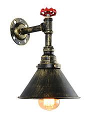 baratos -OYLYW Estilo Mini Rústico / Campestre / Retro / Vintage / Regional Luminárias de parede Sala de Estar / Cozinha / Sala de Jantar Metal