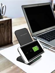 Недорогие -g100 10w вертикальное быстрое зарядное устройство мобильного телефона кронштейн типа беспроводное зарядное устройство для iphone xs iphone xr xsmax iphone 8 samsung s9 plus s8 примечание 9