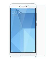 abordables -Protector de pantalla XIAOMI para Xiaomi Redmi Note 4X Vidrio Templado 1 pieza Protector de Pantalla Frontal Anti-Arañazos Dureza 9H
