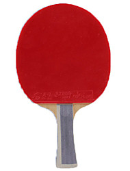 cheap -DHS® TG TB2 Ping Pang/Table Tennis Rackets Wood Rubber Long Handle Pimples