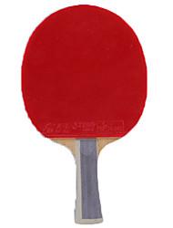 Недорогие -DHS® TG TB2 Ping Pang/Настольный теннис Ракетки Дерево Ластик Длинная рукоятка Прыщи
