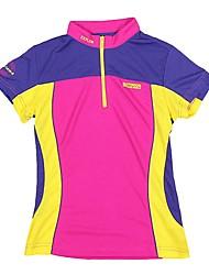 preiswerte -Damen T-Shirt für Wanderer Außen Rasche Trocknung Bergsteigen Skitourengehen Fitness Atmungsaktivität T-shirt N/A Outdoor Übungen