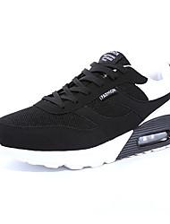 abordables -Homme Chaussures Polyuréthane Eté Confort Sandales pour De plein air Gris Noir et Blanc Noir et rouge Noir et Bleu