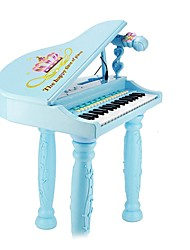 cheap -Piano Electronic Keyboard Toy Musical Instrument Piano Musical Instruments Girls'