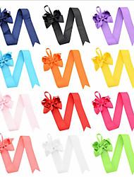 Недорогие -Швейные булавки Аксессуары для волос Satin парики Аксессуары Девочки 18pcs штук см Повседневные Милый стиль Для детской Ленты