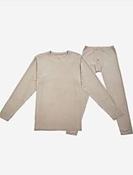 abordables -Bijoux Costumes Pyjamas Homme Couleur Pleine