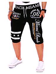 economico -Per uomo Attivo Pantaloncini Pantaloni - Alfabetico