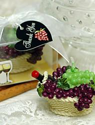 Недорогие -Классика Свечи сувениры - 1 pcs Свечи Пластмассовая коробка