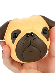 cheap -Squeeze Toy / Sensory Toy Dog Office Desk Toys Stress and Anxiety Relief Decompression Toys Animals Adults'