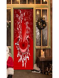 economico -Forma Cuori Adesivi murali Adesivi aereo da parete Holiday Wall Stickers Adesivi decorativi da parete Adesivi per pavimenti, Vinile