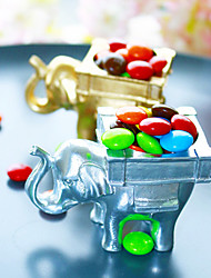 cheap -Novelty Elephant Other Material Favor Holder with Placecard Holders Favor Boxes Favor Bags Favor Tins and Pails Decorations Gift Boxes -