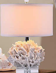 cheap -Modern/Contemporary Decorative Table Lamp For Resin 220-240V White