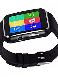 cheap -Smart Watch Touch Screen Water Resistant / Water Proof Calories Burned Pedometers Video Camera Long Standby Multifunction Information