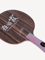 cheap -DHS® Hurricane XIA FL Ping Pang/Table Tennis Rackets Wearable Durable Wooden Carbon Fiber OFF++ One-piece Suit