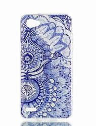 cheap -Case For LG V30 Q6 Pattern Back Cover Flower Soft TPU for LG X Style LG X Power LG V30 LG Q6 LG K10 LG K8
