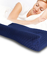 cheap -Comfortable-Superior Quality Bed Pillow Polyester Stretch Comfy Pillow Memory Foam Polyester