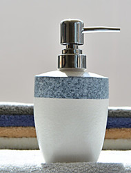 abordables -Dispensador de Jabón Campestre Cerámica 1 pieza - Para el Hogar Baño del hotel Dispensador de Jabón
