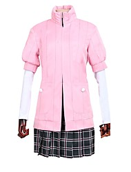 cheap -Inspired by Persona Series Other Anime Cosplay Costumes Cosplay Suits Cosplay Tops / Bottoms Other Long Sleeves Coat Skirt Sleeves Socks