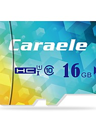 abordables -Caraele 16Go TF carte Micro SD Card carte mémoire Class10 CA-1 16GB