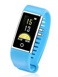 Недорогие -Смарт Часы M-18 для Android 4.4 / iOS Израсходовано калорий / Bluetooth / Защита от влаги / Сенсорный датчик / Контроль APP / Напоминание о звонке / Датчик для отслеживания активности / будильник