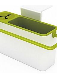 Недорогие -Кухонная организация Коробки для хранения ПП (полипропилен) Аксессуар для хранения 1 комплект