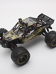 baratos -Carro com CR S916 Canal 6 2.4G Monster Truck Bigfoot 1:12 KM / H