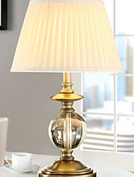cheap -Rustic/Lodge Crystal Table Lamp For Metal 220-240V