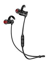 abordables -AWEI Dans l'oreille Bluetooth4.1 Ecouteurs Dynamique Acajou Sport & Fitness Écouteur Mini / Confortable / Attraction magnétique Casque