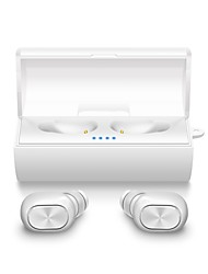 baratos -320 No ouvido Bluetooth4.1 Fones Dinâmico Resina ABS Celular Fone de ouvido Com caixa de cobrança / Com Microfone Fone de ouvido