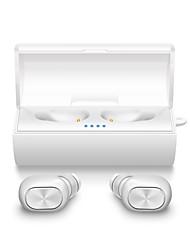 abordables -320 En el oido Bluetooth4.1 Auriculares Dinámica de resina ABS Teléfono Móvil Auricular Con la caja de carga / Con Micrófono Auriculares