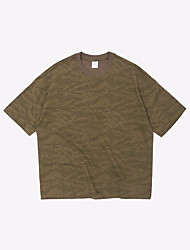 Herre - camouflage T-shirt