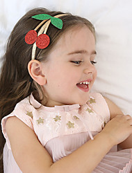 cheap -Girls' Hair Accessories, All Seasons Headbands - Red Blushing Pink