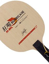abordables -DHS® Hurricane H-WL CS Ping Pang/Tennis de table Raquettes Vestimentaire Durable En bois Fibre de carbone 1