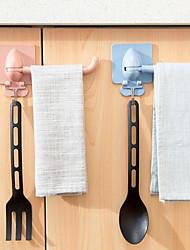 cheap -Kitchen Organization Rack & Holder Plastic Creative Kitchen Gadget 1set