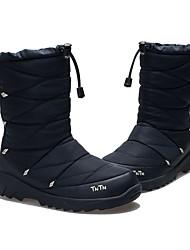 baratos -Mulheres Botas de Neve Botas de inverno Tecido Sintético Esqui Exercicio Exterior Esportes de Inverno Vestível Esportes de Inverno Inverno