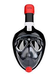 abordables -Buceo Máscaras / Máscara de esnórquel Anti vaho, Máscaras de Cara Completa, Submarino De dos ventanas - Natación, Buceo de resina ABS -