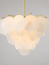 billiga -JLYLITE 5-Light Ljuskronor Glödande - Ministil, 110-120V / 220-240V Glödlampa inte inkluderad / 15-20㎡ / E12 / E14 / FCC / VDE