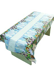 billige -Fødselsdagsfest Plastik Bryllup Dekorationer Fødselsdag Alle årstider