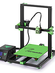 cheap -TEVO® Tornado DIY 3D Printer Kit 300*300*400mm Large Printing Size 1.75mm 0.4mm Nozzle Support Off-line Print - 110V