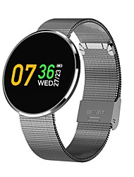 cheap -Smartwatch CF007G for iOS / Android Calories Burned / Bluetooth / Touch Sensor / Pedometers / APP Control Pulse Tracker / Pedometer / Call Reminder / Activity Tracker / Sleep Tracker / Alarm Clock