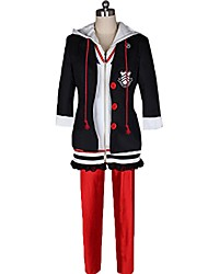 cheap -Inspired by Persona Series Cosplay Anime Cosplay Costumes Cosplay Suits Other Long Sleeves Coat Top Pants For Men's Women's