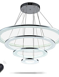 cheap -Pendant Light Ambient Light - Dimmable, LED, Designers, 110-120V / 220-240V LED Light Source Included / 15-20㎡ / LED Integrated