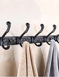 Недорогие -Крючок для халата Современный Алюминий 1шт - Гостиничная ванна На стену